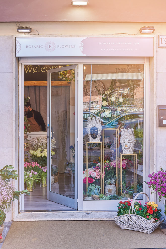 Fiorista Roma Nord - Rosario Flowers & Gifts Boutique