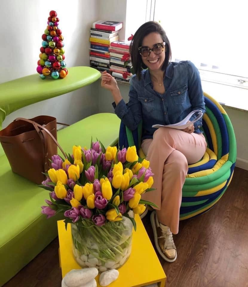 design flower - Caterina Balivo