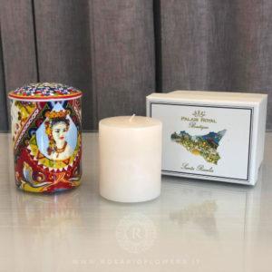 Palais Royal Santa Rosalia scatola porta candela