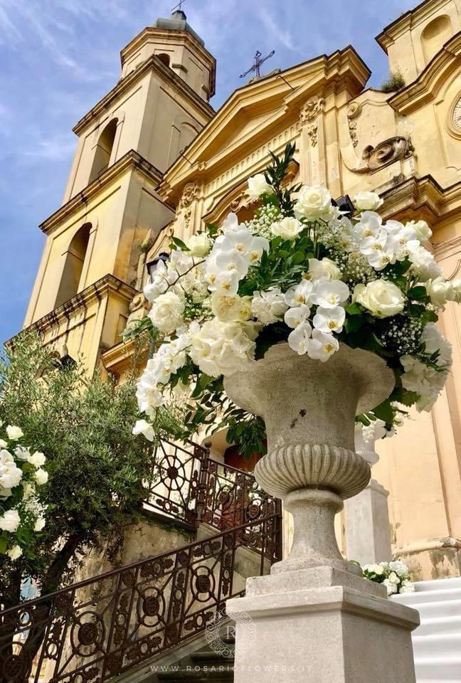 Composizioni Floreali Matrimonio - Rosario Flowers & Gifts Boutique