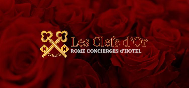 Les Clefs D'Or - Rome Concierges d'Hotel - Chiavi d'Oro Roma
